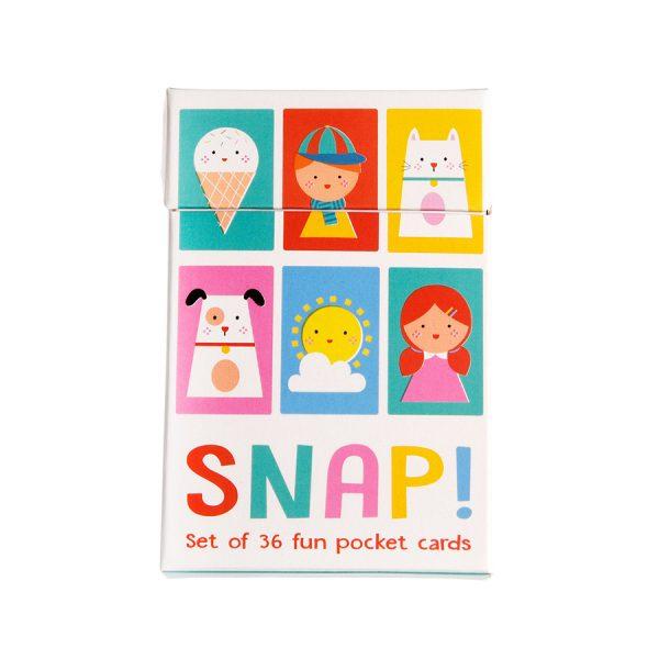 Childrnes Snap Cards