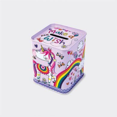 Make A wish Money Box