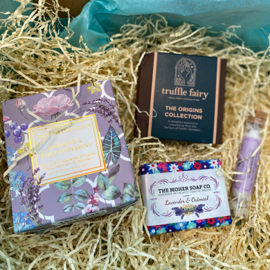 lavender love hamper
