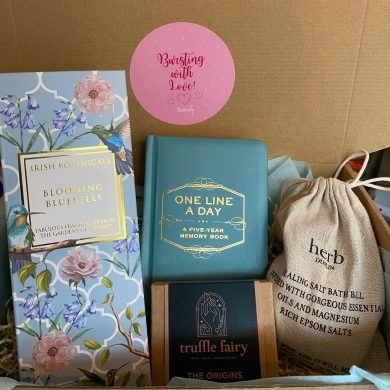 Chase the Blues Away Hamper