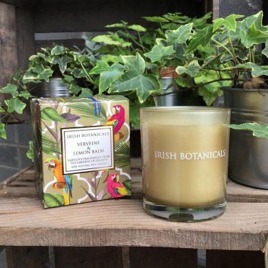 Irish Botanicals Verveine & Lemon Verbena Candle