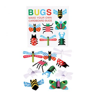 Make Your Own Cardboard Bugs Kit