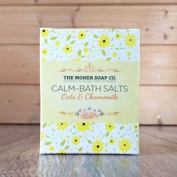 Oats & Chamomile Bath Salts