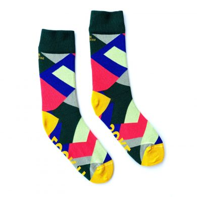 Sure Look It Socks-side