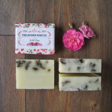 Wild Rose Moher Soap