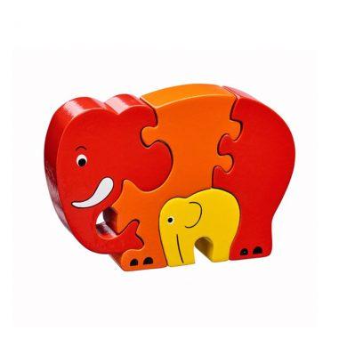 red elephant jigsaw