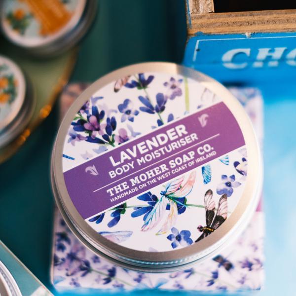 lavender body moisturiser