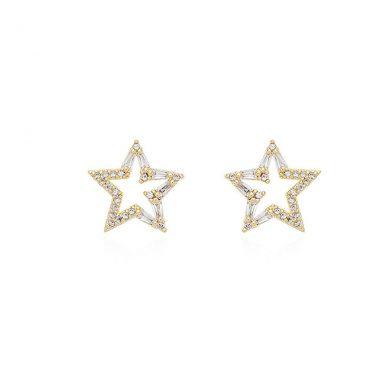 Gold Ellie Earrings