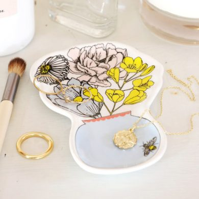 Wildflower-Trinket-Dish