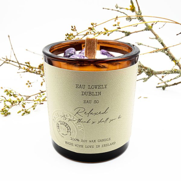Eau So Relaxed Candle