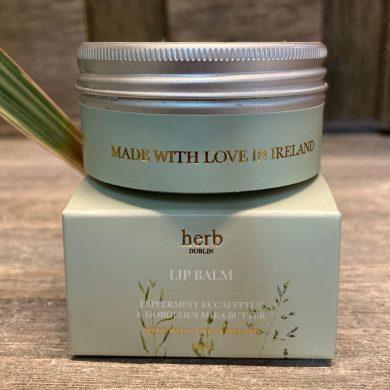 Herb Dublin Lip Balm - Peppermint & Eucalyptus