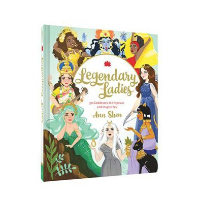 Legendary Ladies Goddess Book