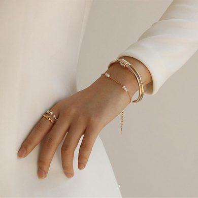 fine freshwater pearl bracelet