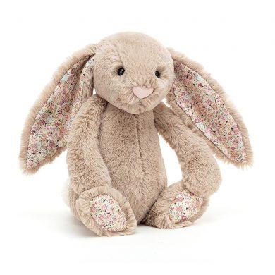 Jellycat Bashful Beige Blossom Bunny