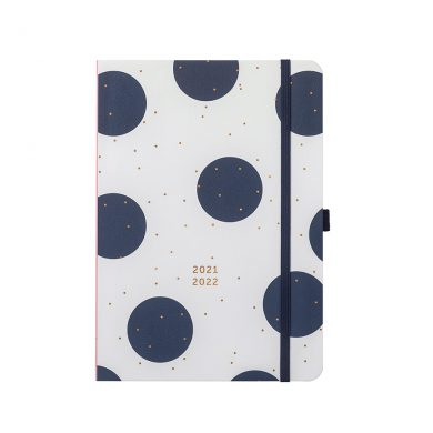 Mid Year Day A Page Diary 2021-22