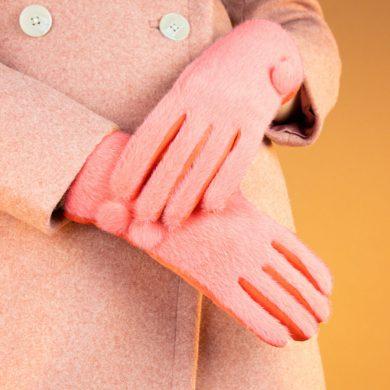 Grace Gloves Pink