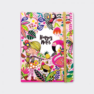 Notebook - Happy Notes