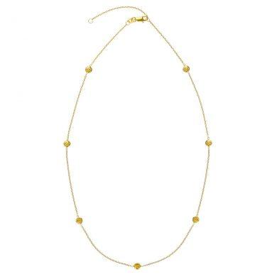 Juvi Luna Gold Necklace-1