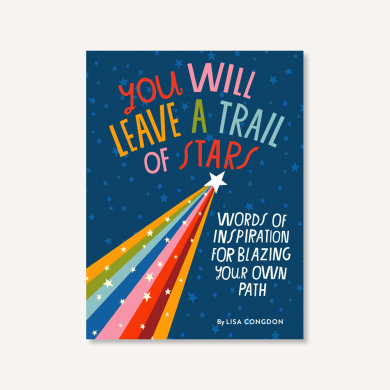 You Will Leave a Trail of Stars front